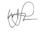 Jim Lane Signature